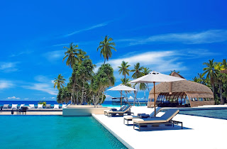 villa resort town estate resort property