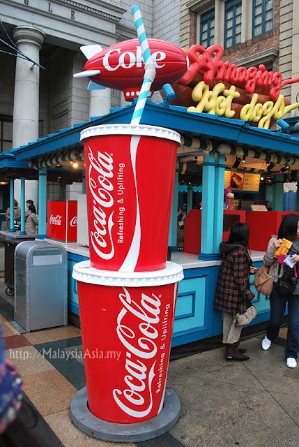 Osaka Coca Cola