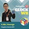 Rekor Dunia Pecah Di Event Clock Dengan Waktu 4.38 Detik Average