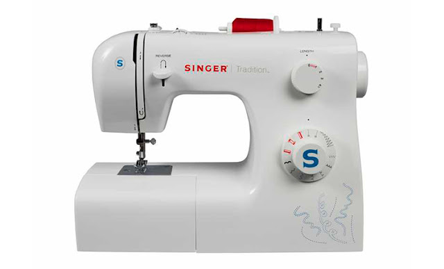SINGER TRADITION BLUE