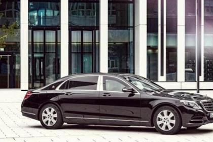 Inilah 4 Fakta Mercedes- Benz S600 Guard yang Jadi Mobil Dinas Baru Presiden Jokowi