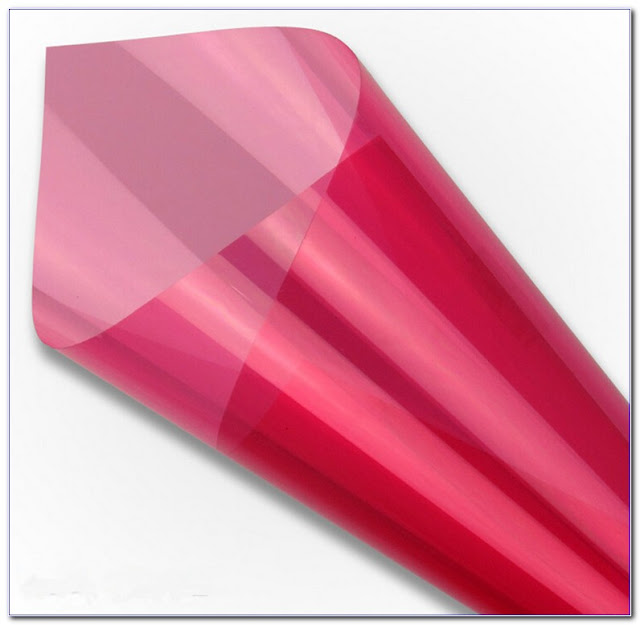 Hot Pink WINDOW TINT For Sale