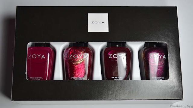 winter nail polish gift set