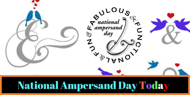 National-Ampersand-Day-Today-News-Celebrating-Today