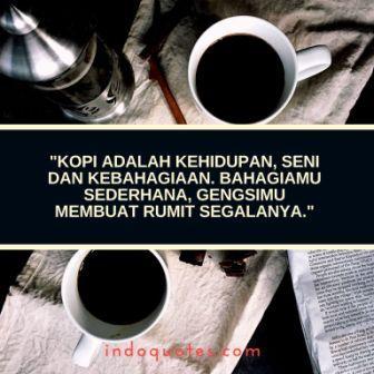 kutipan tentang kopi