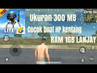 Cara Main Game PUBG MOBILE Di HP Android Kentang