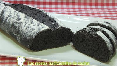 Receta fácil de pan negro