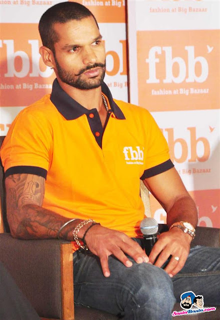 Shikhar Dhawan Wallpapers Free Download