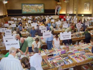 Lifeline Book Fair - Hunters Hill