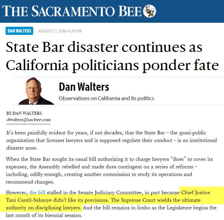 Judicial Council Of California Report