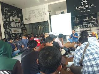 Sejumlah TPP Kabupaten Jember Lakukan Evaluasi Bersama