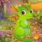 Games4King -  G4K Joyless Dragon Escape Game