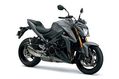 Suzuki GSX-S1000 naked bike