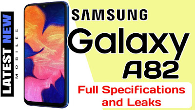 Samsung Galaxy A82 Specifications