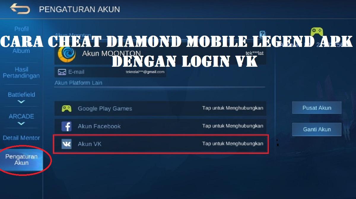 Cheat Diamond Mobile Legend APK