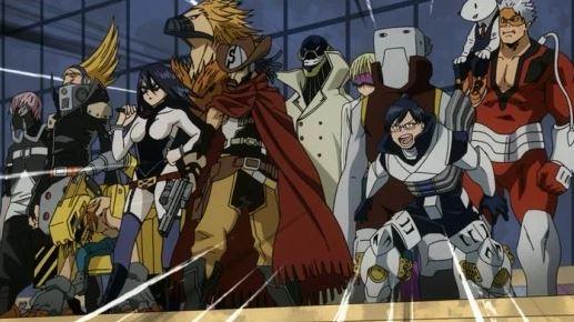anime Boku no Hero Academia (My Hero Academia)