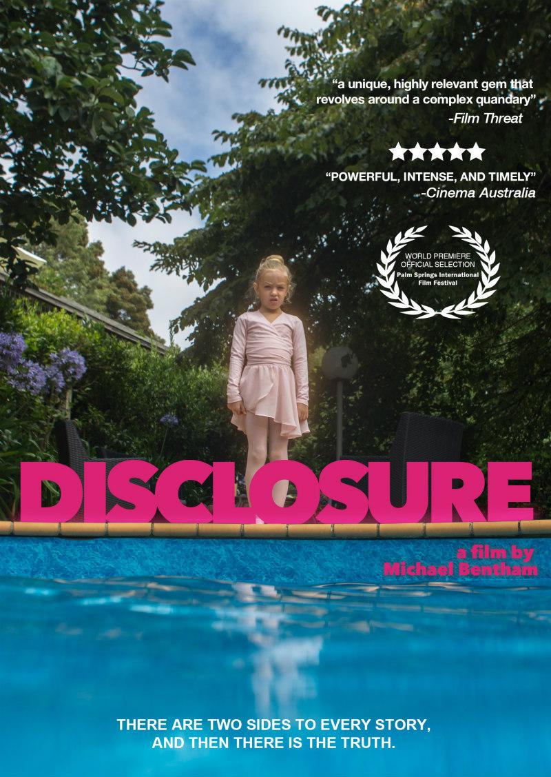 disclosure 2020 poster