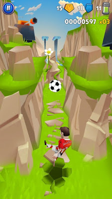 Messi Space Scooter Game Apk Mod v1.2.2 (Mod Money)