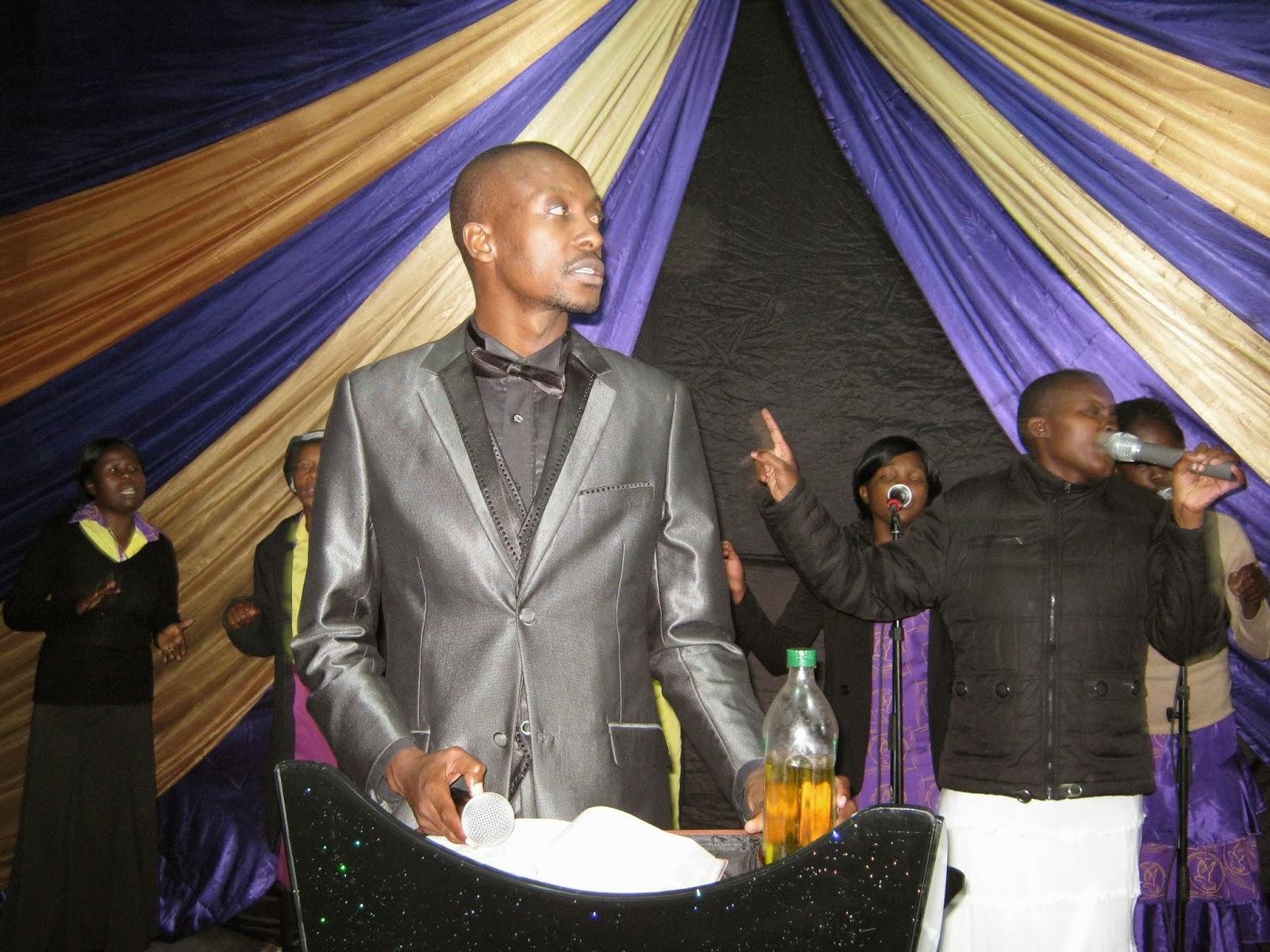 Apostle Pride Sibiya