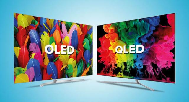 OLED أو QLED ؟ إليك جميع الاختلافات ونوع الشاشة التي يجب أن تشتريها