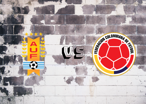 Uruguay vs Colombia  Resumen y Partido Completo