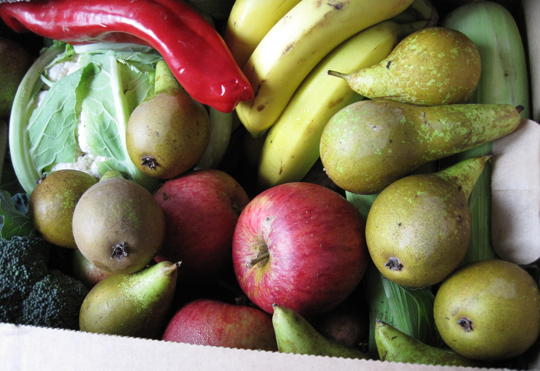 Box Fresh Organics Fruit and Veg