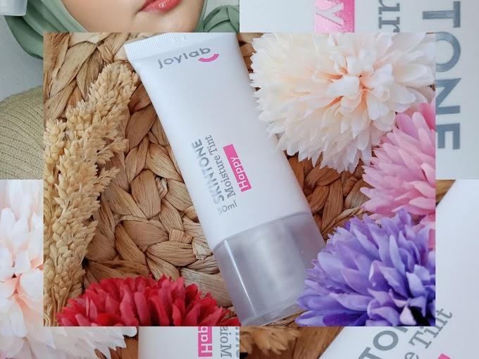 Review Joylab Skintone Moisture Tint Pada Kulit Berminyak - Haloanisa