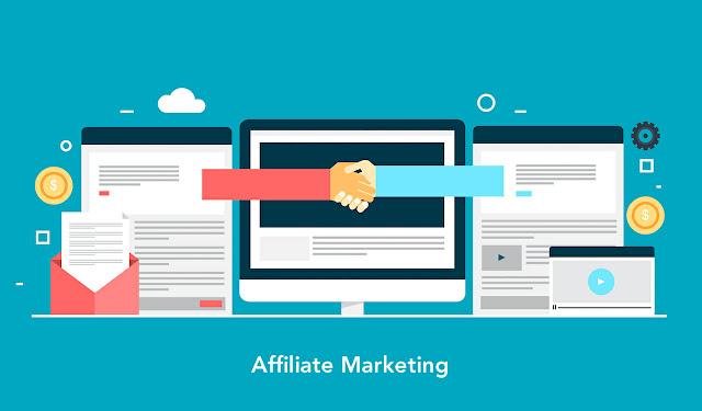 التسويق بالعمولة Affiliate Marketing