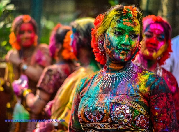 {[Bengali]}*Holi Greeting SMS Wishes Pics Wallpapers Quotes