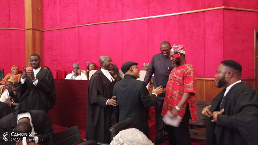 Chidoka, PDP star witness testifies at the presidential election petition tribunal 1