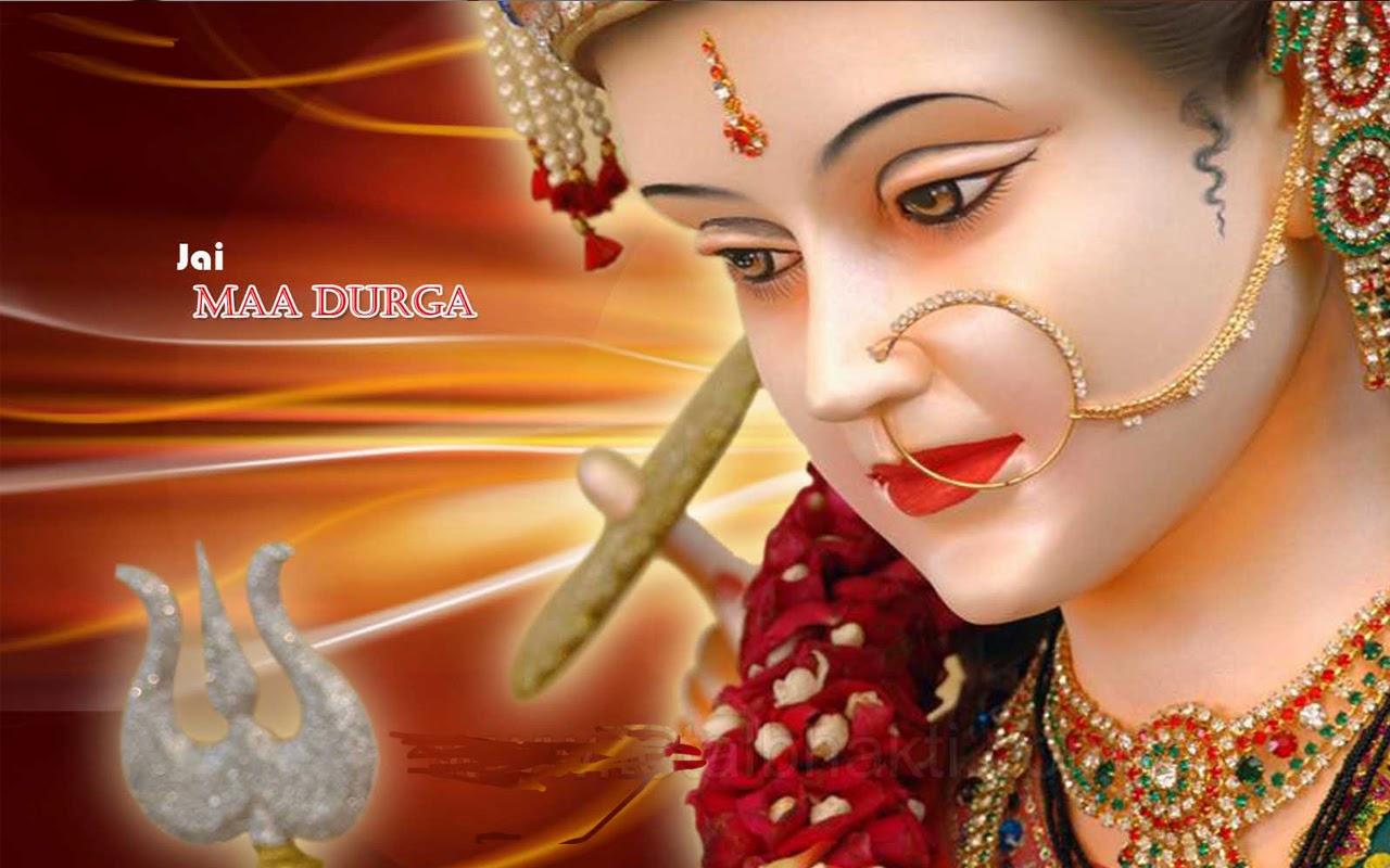 1 Goddess Durga Maa Full Hd Wallpapers For Android Mobile