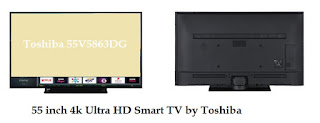 Toshiba 55V5863DG 4k Smart TV