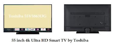 Toshiba 55V5863DG 4k Smart TV