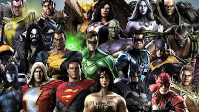 First Look For Injustice Animated Film & Cast Revealed