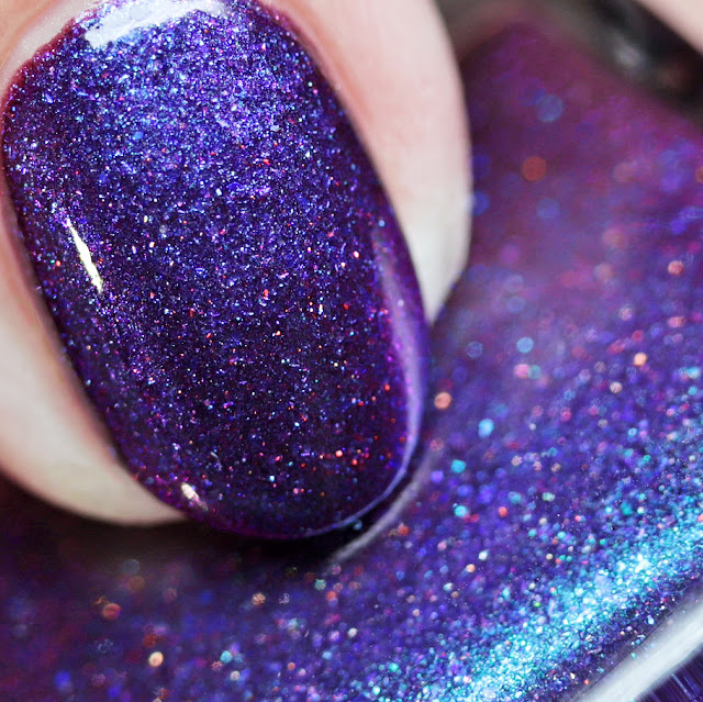 Supermoon Lacquer Bullet Cluster