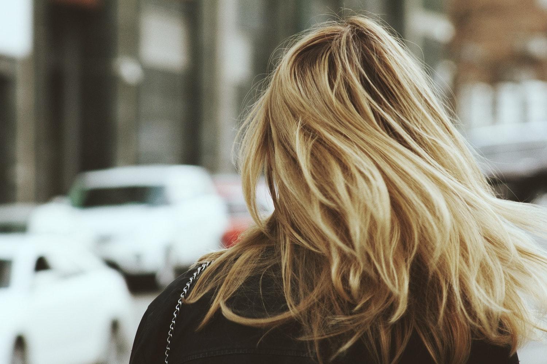 cabelo no vento
