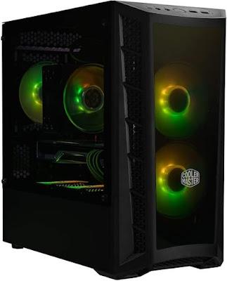 Cooler Master MB320L Tempered Glass PC Case