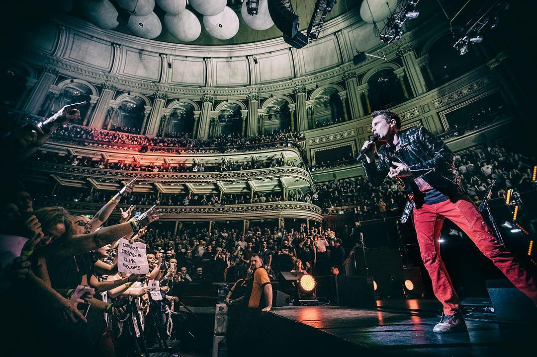 2018 Royal Albert Hall