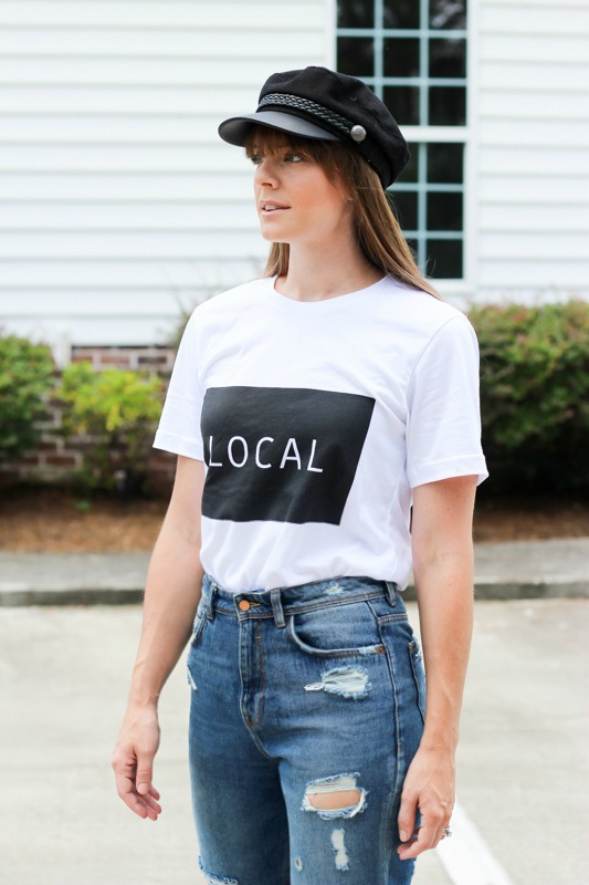 Local Graphic Tees