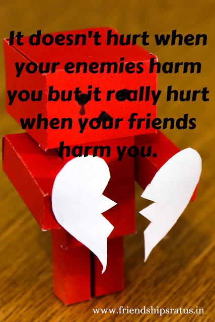 50 Sad quotes about friendship breakups