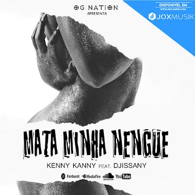 Cover da musica Mata Minha Nengue contendo uma mulher swmi nua