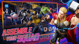Marvel Strike Force apk