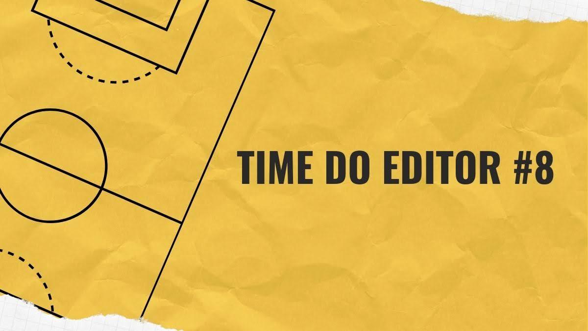 Time do Editor #8 - Cartola FC 2020