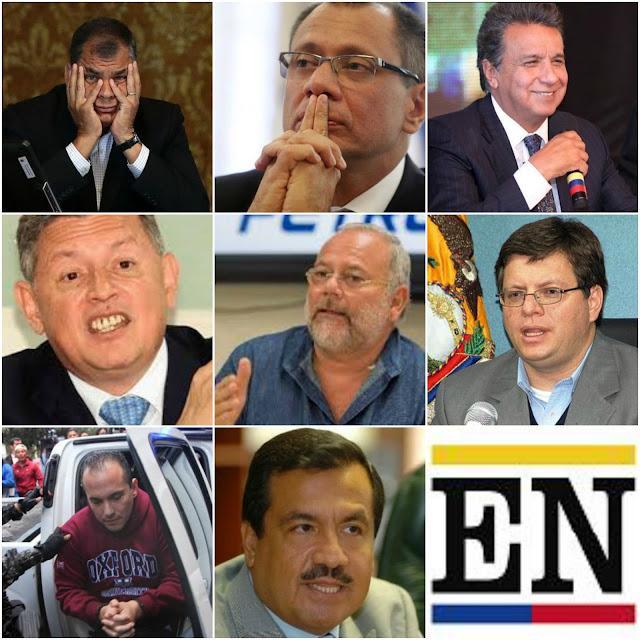 el gobierno mas corrupto historia ecuador