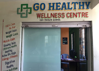 Go Healthy Fitness Centre