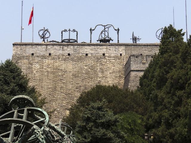 Beijing's Ancient Observatory