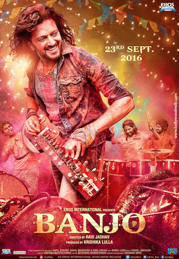 Banjo 2016 Hindi Movie Download