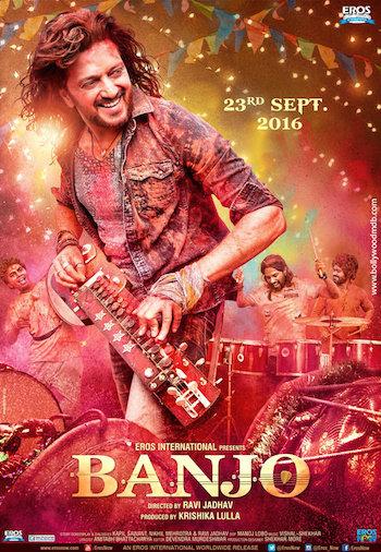 Banjo 2016 Hindi Movie Download