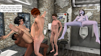 harry potter animated 3d sex porn nude naked animated animation gif hentai romilda vane ron weasley dean thomas neville longbottom moanin myrtle bathroom fuck love potion caption