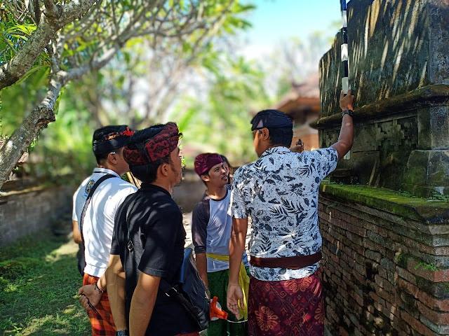 3 Pura Bersejarah di Desa Sanur Inventarisasi Cagar Budaya
